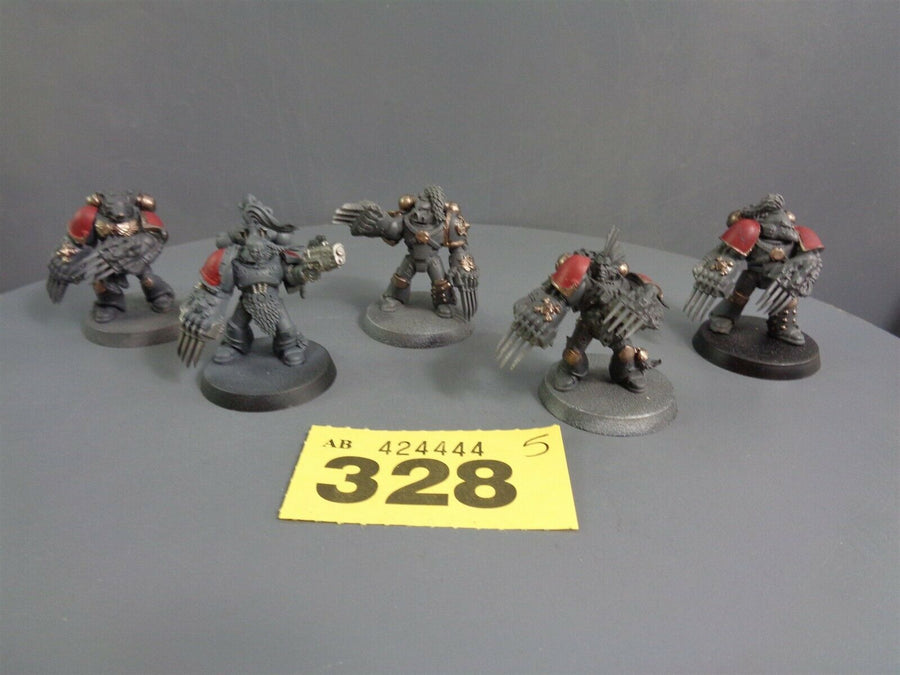 Space  Wolves Wolf Guard Vets Pack 328