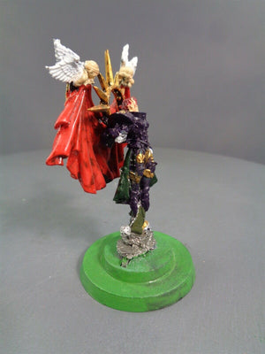 Sisters of Battle Celestine Living Saint 30