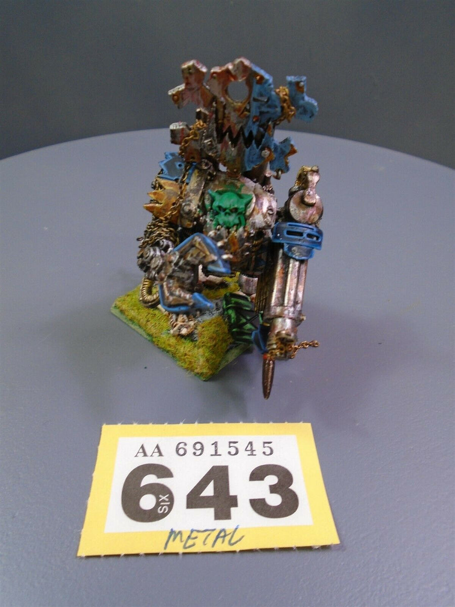 Metal Walker Mega Armour 643