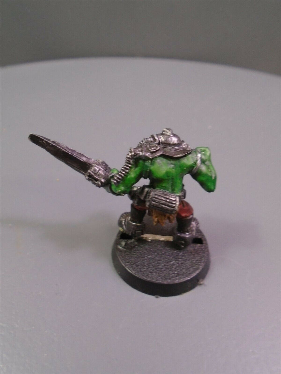 Rogue Trader Raider Power Sword Helm and Goggles 148