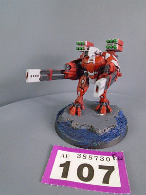 Forge World XV88 Broadside Battlesuit 107