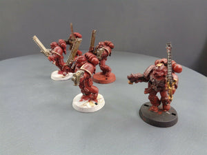 Blood Angels Death Company Assault Marines