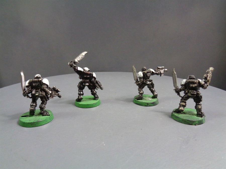 Space Marines Metal Scouts 728