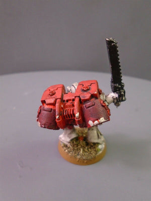 Space Marines Metal Apothecary Jump Pack 986