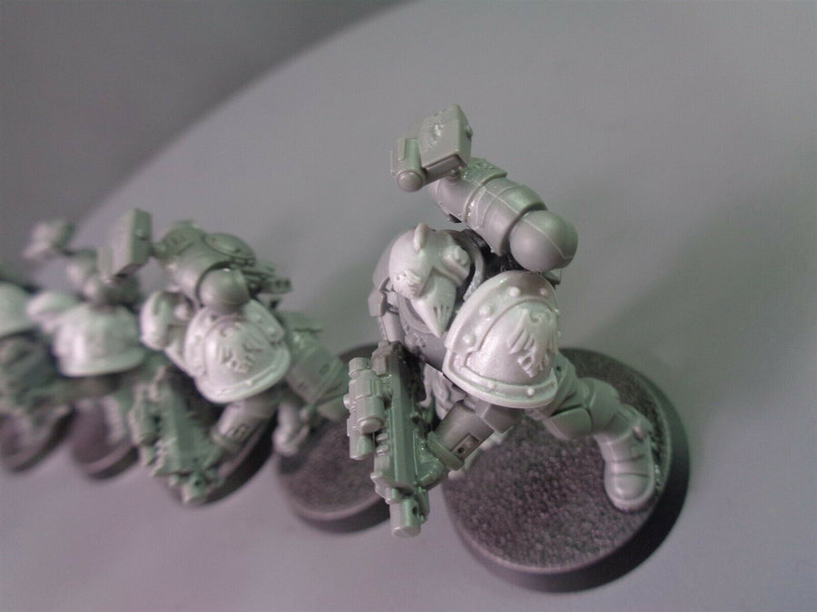 Forge World Raven Guard Upgrades Primaris Incursors