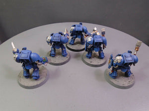 Space Marines Assault Terminators 64