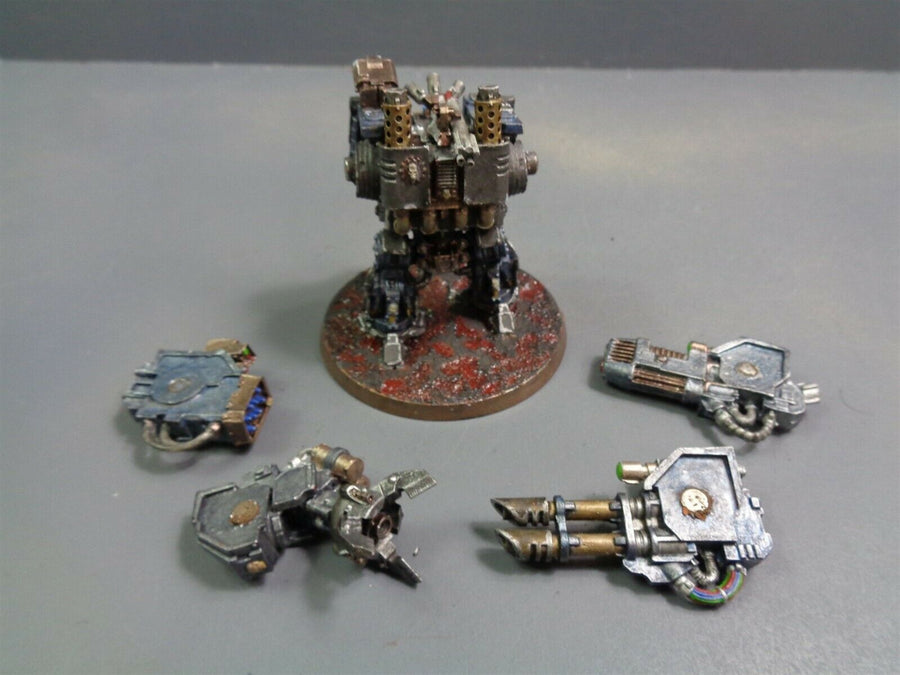 Space Marines Forge World Dreadnought 101