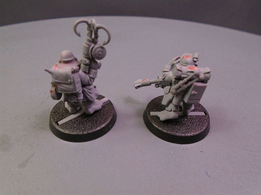 Warhammer 40,000 Quest Blackstone Fortress Ratlings Rein and Raus 476