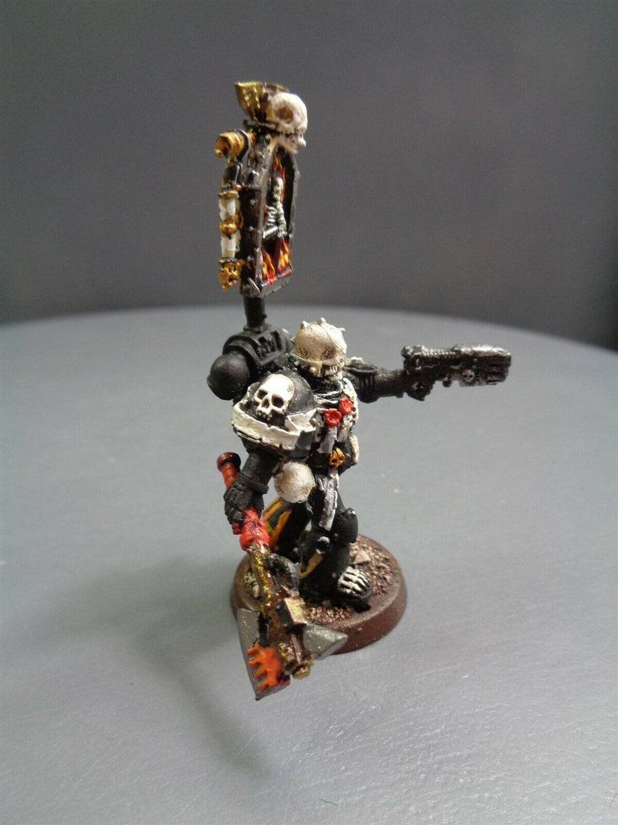 Space Marines Legion of the Damned Legionnaire Metal Sergeant 932