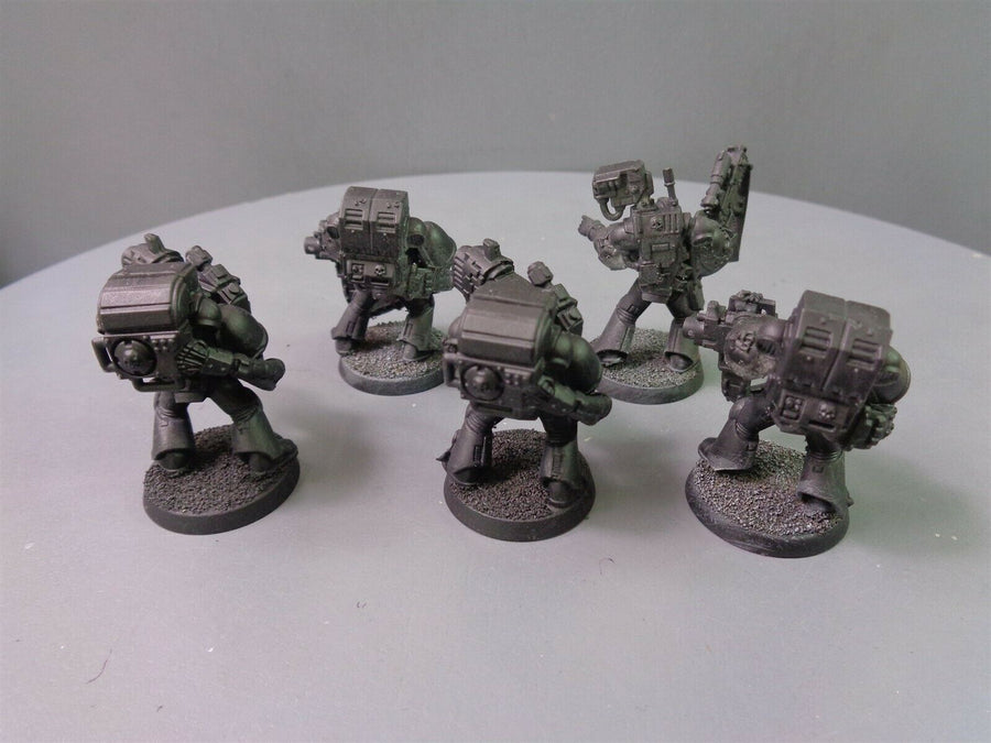 Imperial / Crimson Fists Devastators Squad