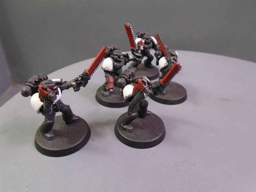 Space Marines Assault Squad 378