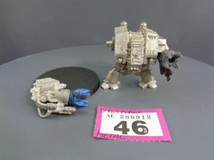 Space Marines Metal Dreadnought Forge World Claw 46