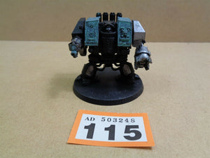 Space Marines Venerable Dreadnought 115
