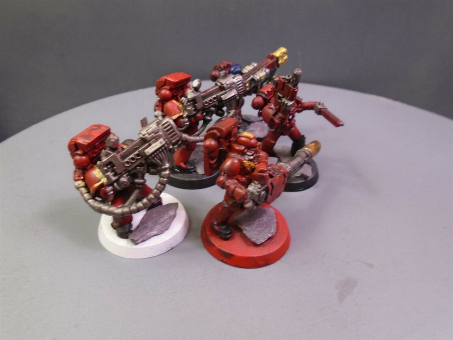 Space Marines Devastators Squad 979