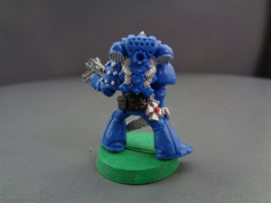 Space Marines Rogue Trader Officer Lieutenant Power Sword 545
