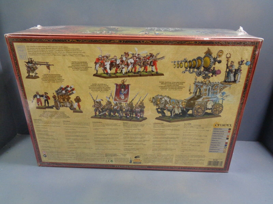 Army Box Sealed 329
