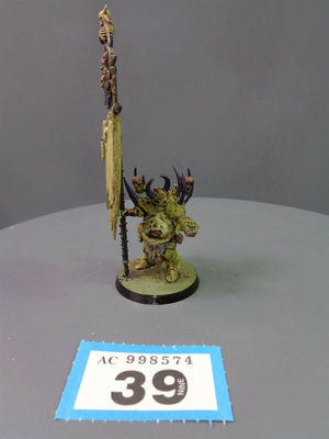 Death Guard Nurgle Icon Bearer Banner 39