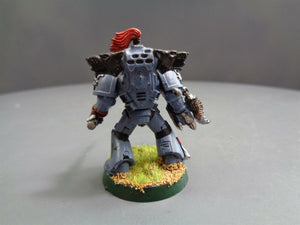 Space  Wolves Lone Wolf 610