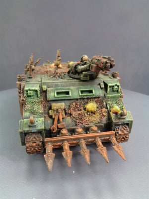 Nurgle Death Guard Rhino 32