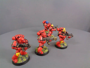 Blood Angels Vets Squad