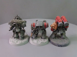 Space  Wolves Wolf Guard Terminators 956