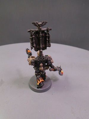 Space Marines Metal Legion of the Damned Legionnaire Sergeant 648