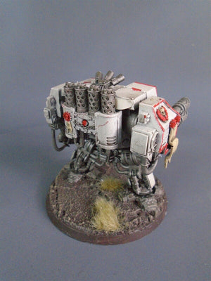 Space Marines Venerable Dreadnought 44