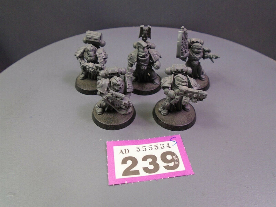 Space Marines Sternguard Squad 239