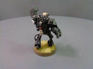 Iron Hands Vet Commander Bionics