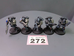 Deathwatch Intercessors