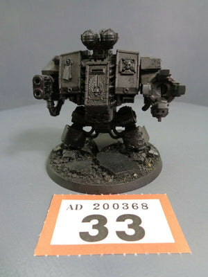 Space Marines Dreadnought 33