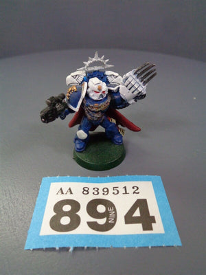 Space Marines Commander Captain 894
