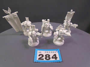 Space Marines Command Squad 284
