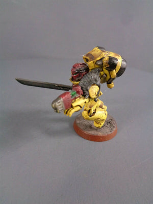 Space Marines Sanguinary Guard Vet Assault Marine Sergeant 174
