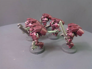Space Marines Assault Squad 912
