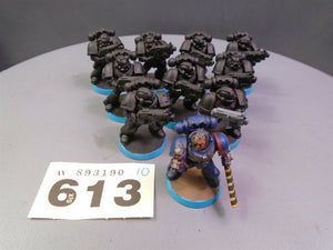 Space Marines Tactical Squad 613