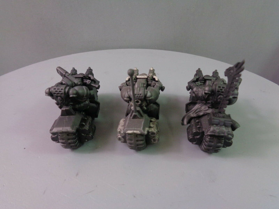 Space Marines Bikers Bike Squad 388