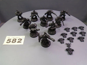 Space  Wolves Pack Wolf Guard 582