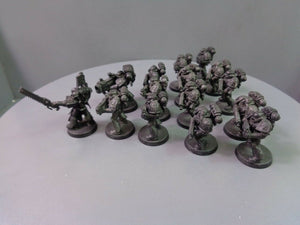 Dark Angels Tactical Squad