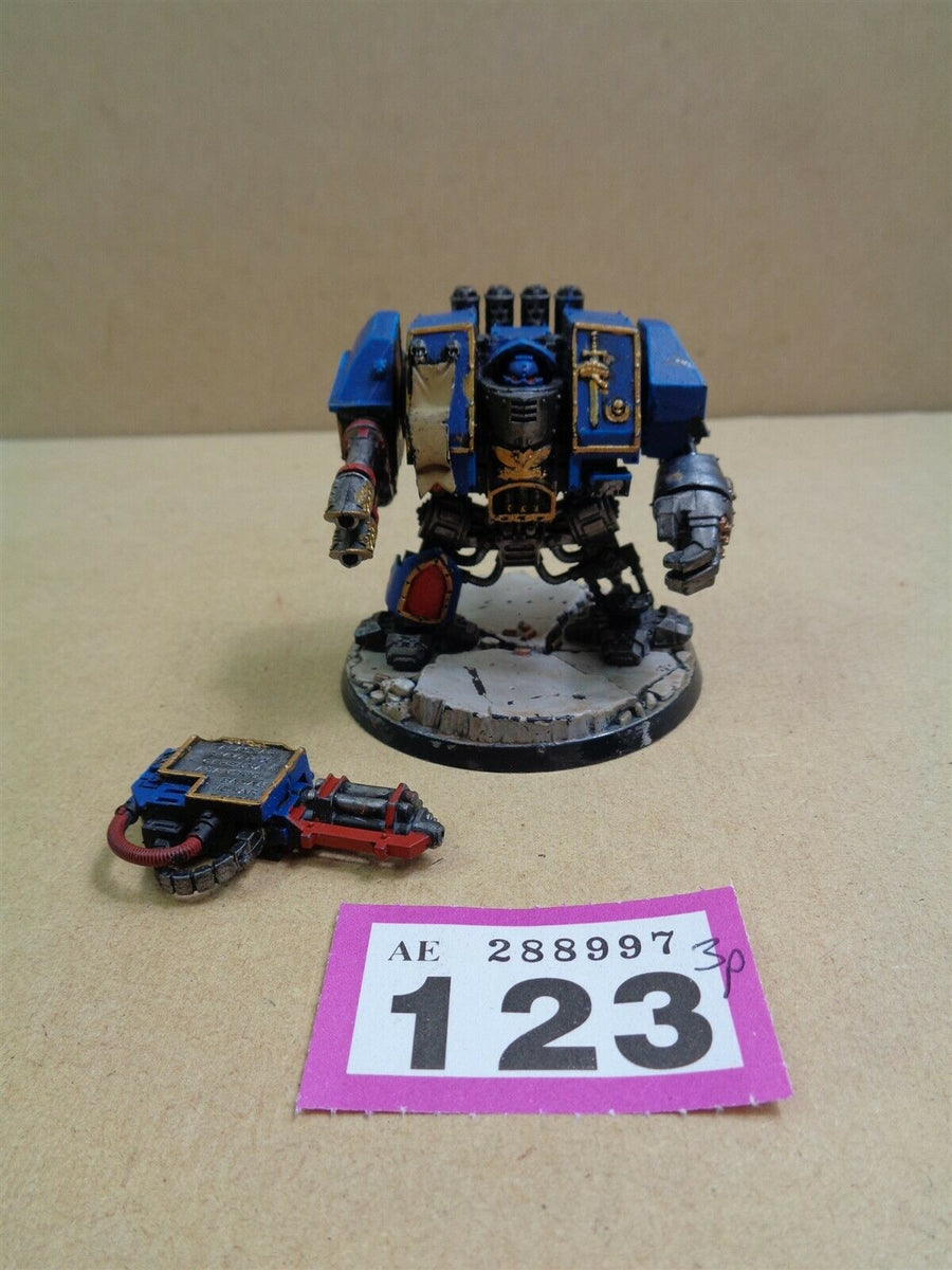 Space Marines Venerable Dreadnought 123