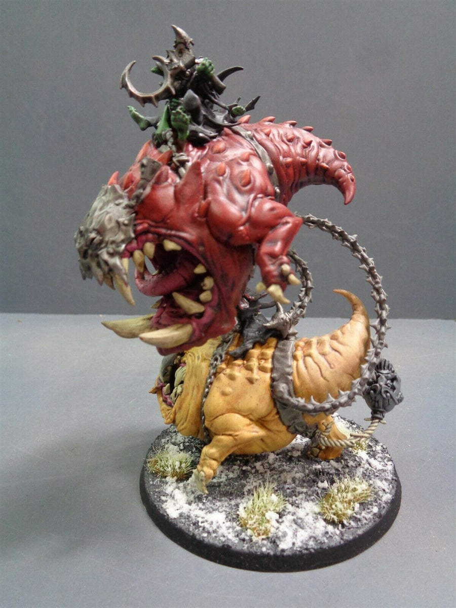 Loonboss on Mangler Squigs