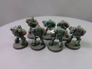 Dark Angels Tactical Marines