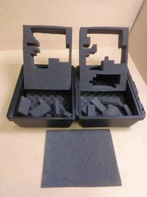 Warhammer Age Sigmar 40,000 Monster Tank Figure Case with foam 948