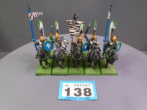Kislev Winged Lancers with Command 138
