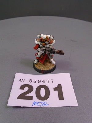 Metal Sisters of Battle Flamer 201