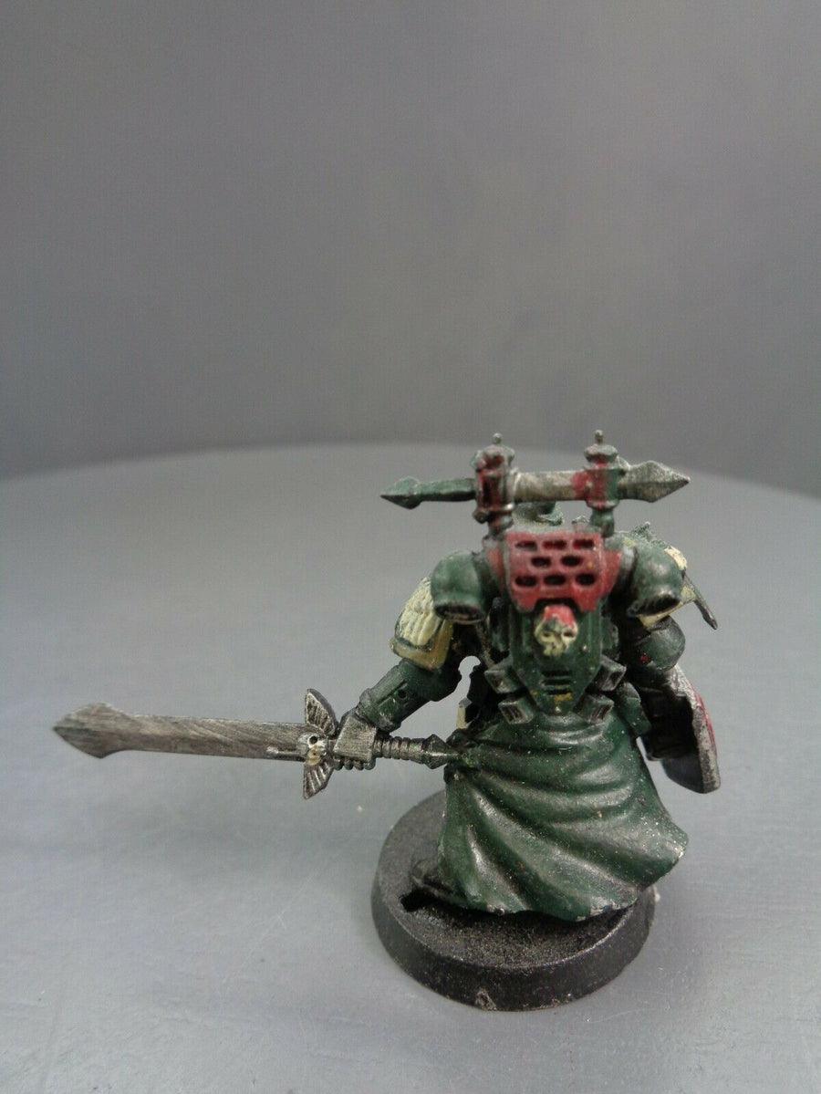 Dark Angels Robed Vet Sergeant Commander