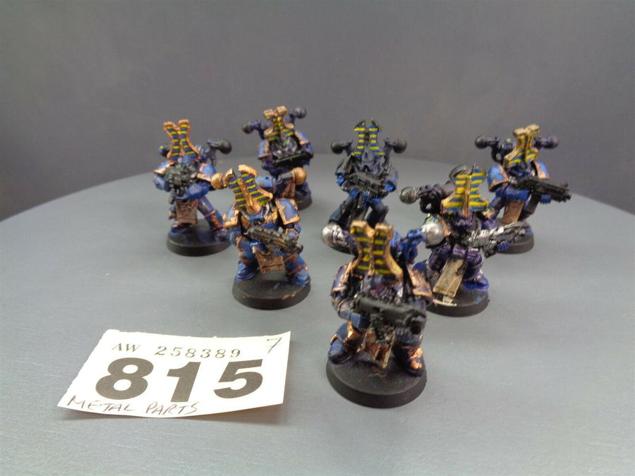 Metal Parts Thousand Sons 815