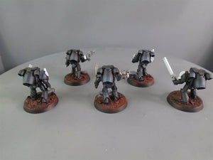 Forge World Iron Hands Destroyer Squad Jump Packs