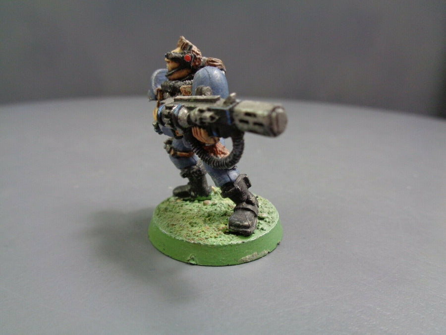 Space  Wolves Wolf Scout Melta Gun 994