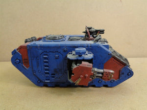 Space Marines Land Raider Redeemer 41